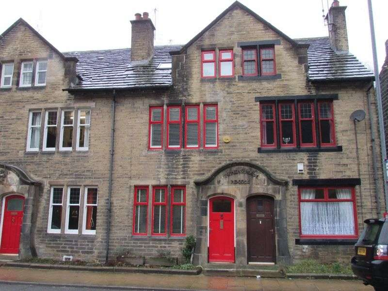 3 Bedrooms Terraced House for sale in Rochdale Road, Todmorden
