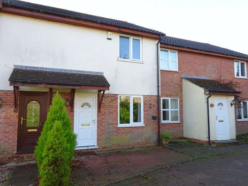 2 Bedrooms Terraced House for sale in Mokyll Croft, Taverham, Norwich