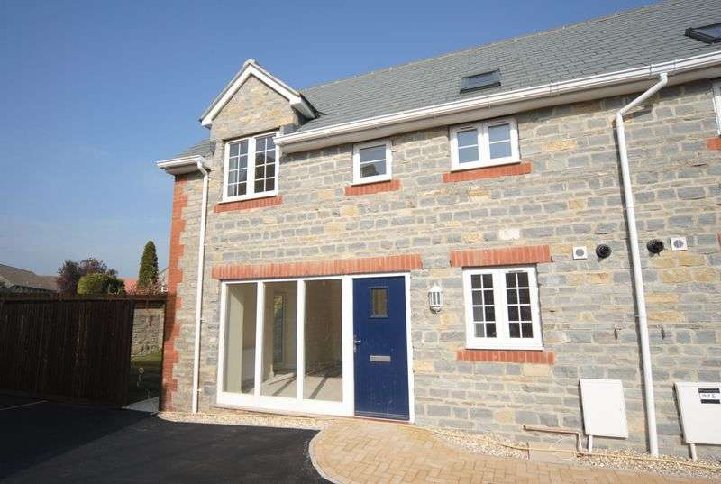 2 Bedrooms Semi Detached House for sale in West Street, Somerton