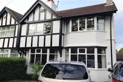 4 Bedrooms Semi Detached House for rent in Kings Road, Bebington