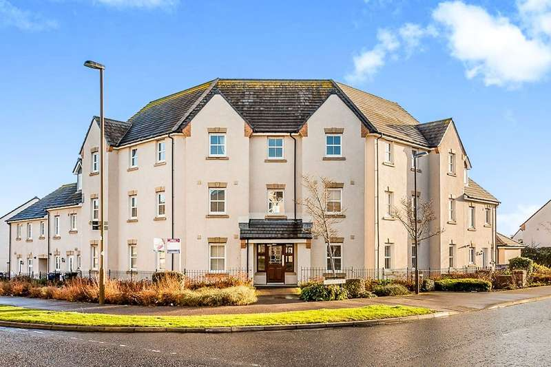 2 Bedrooms Flat for sale in Burnbrae Road, Bonnyrigg, EH19