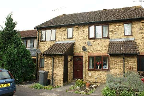 1 Bedroom Maisonette Flat for sale in Jellicoe Close, Windsor Meadows, Cippenham
