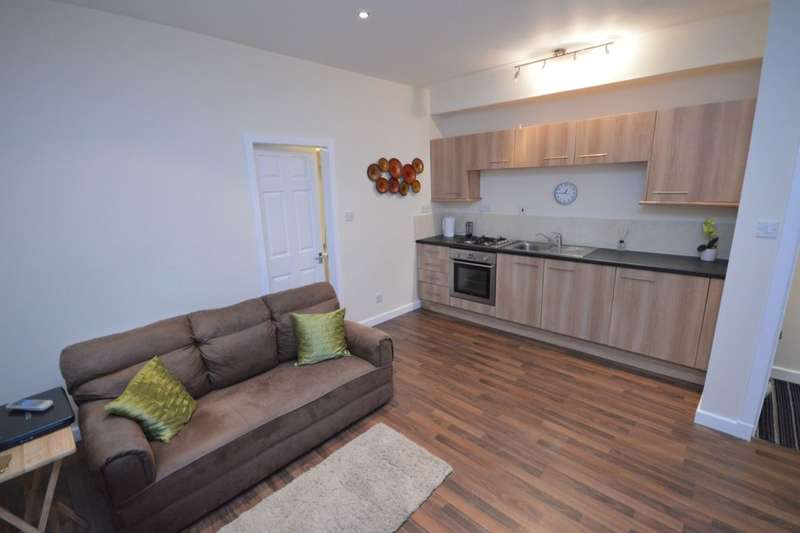 1 Bedroom Flat for sale in Lady Campbells Walk, Dunfermline, KY12