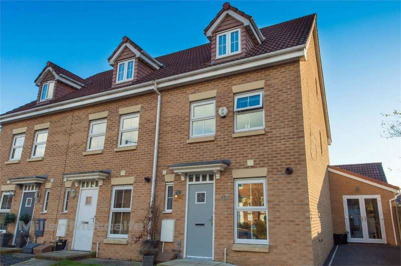 4 Bedrooms End Of Terrace House for sale in Netherwood Way, Westhoughton, Bolton, Lancashire