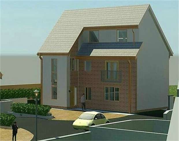 4 Bedrooms Land Commercial for sale in Brynview Avenue, Ystrad Mynach