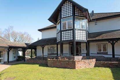 2 Bedrooms Retirement Property for sale in Prestbury Park, Collar House Drive, Prestbury, Macclesfield