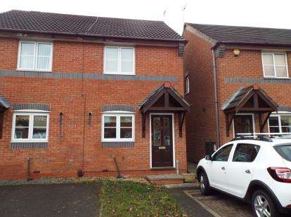 House for sale in Waterville Close, Kirby Frith, Leicester, Leicestershire