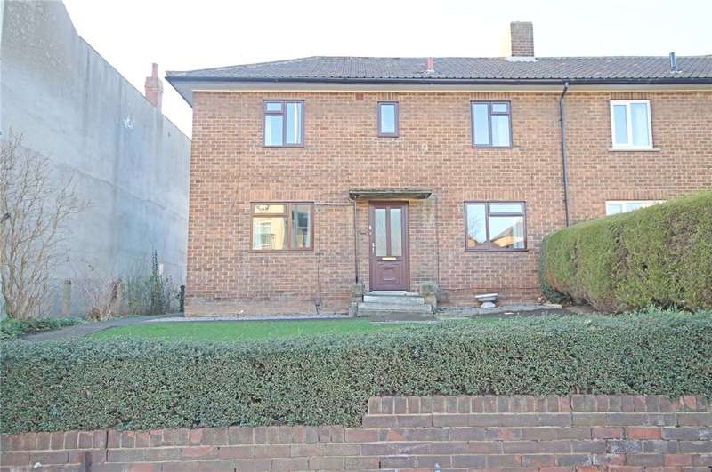 3 Bedrooms Semi Detached House for sale in West Auckland Road, Darlington, County Durham, DL3