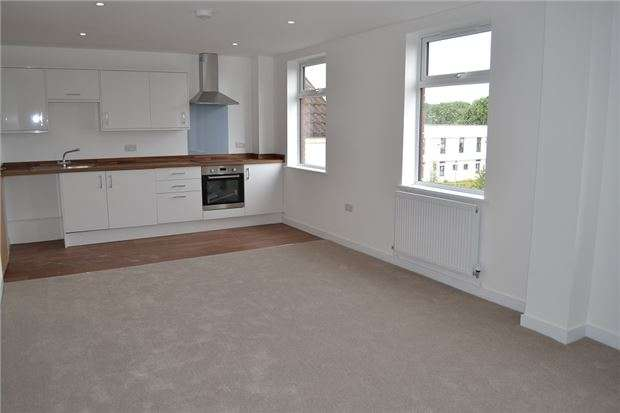 1 Bedroom Flat for sale in Ashbourne House, Fishponds Road, Bristol, BS5 6SH