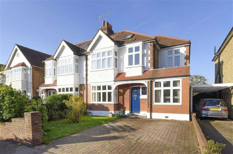 5 Bedrooms Property for sale in Latchmere Road, Kingston Upon Thames