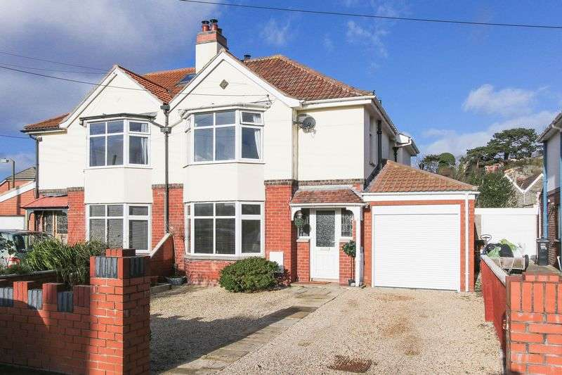3 Bedrooms Semi Detached House for sale in Fearnville Estate, Clevedon
