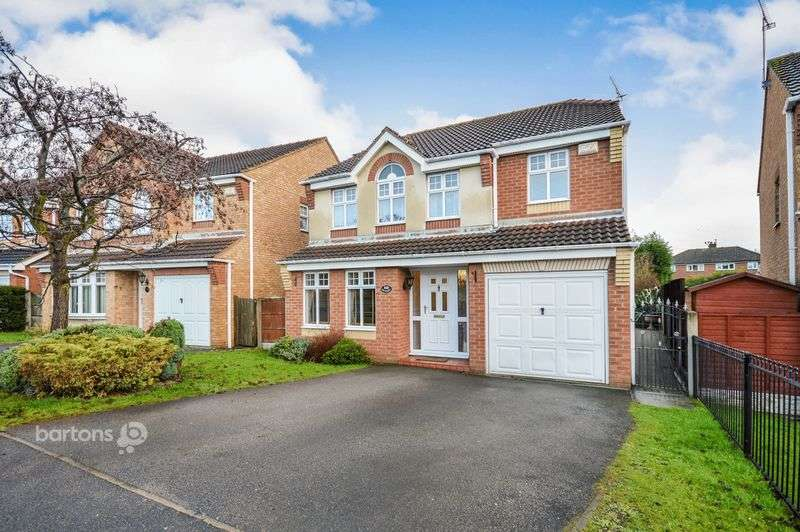 4 Bedrooms Detached House for sale in New Meadows, Rawmarsh
