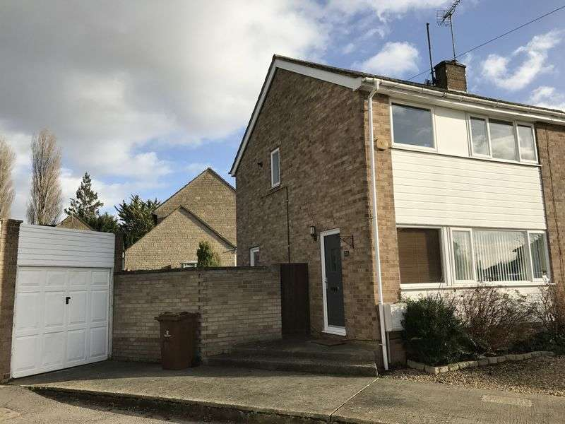 3 Bedrooms Semi Detached House for sale in Brymore Close, Prestbury, Cheltenham