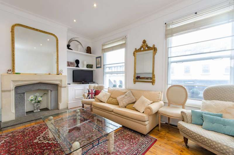 1 Bedroom Flat for sale in Kings Road, Moore Park Estate, SW6