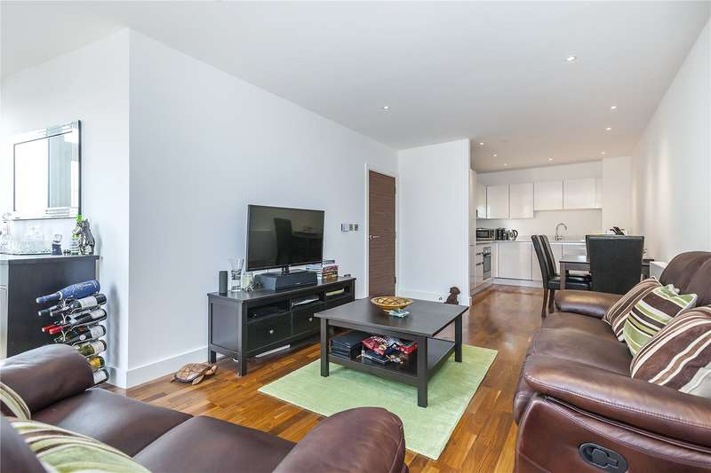 2 Bedrooms Flat for sale in Bellville House, 77 Norman Road, London, SE10