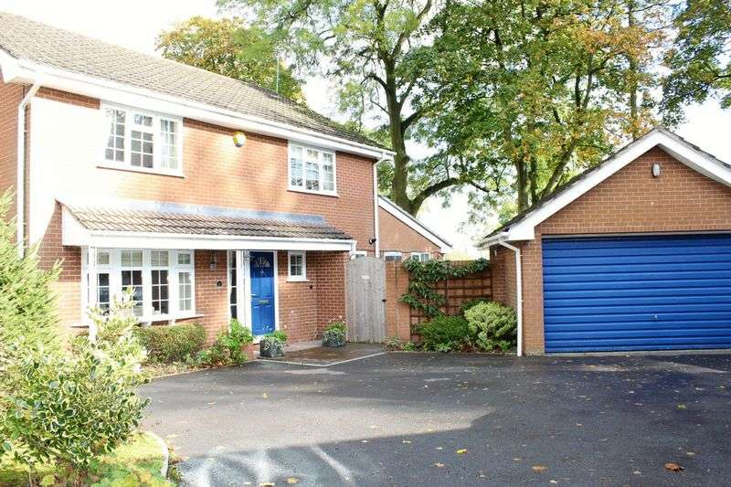 4 Bedrooms Detached House for sale in Stafford Road, Eccleshall, Stafford