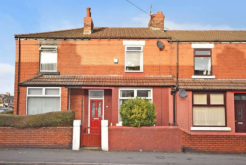 2 Bedrooms Terraced House for sale in Appleton Road, Widnes