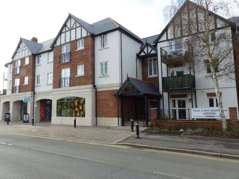 2 Bedrooms Property for sale in Bourne End-Brand New Retirement Apartment