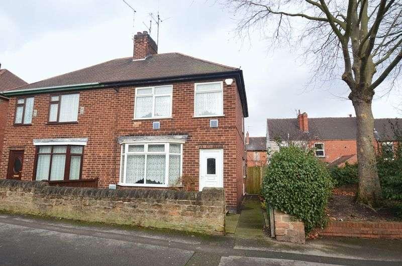 4 Bedrooms Semi Detached House for sale in Ravensworth Road, Nottingham