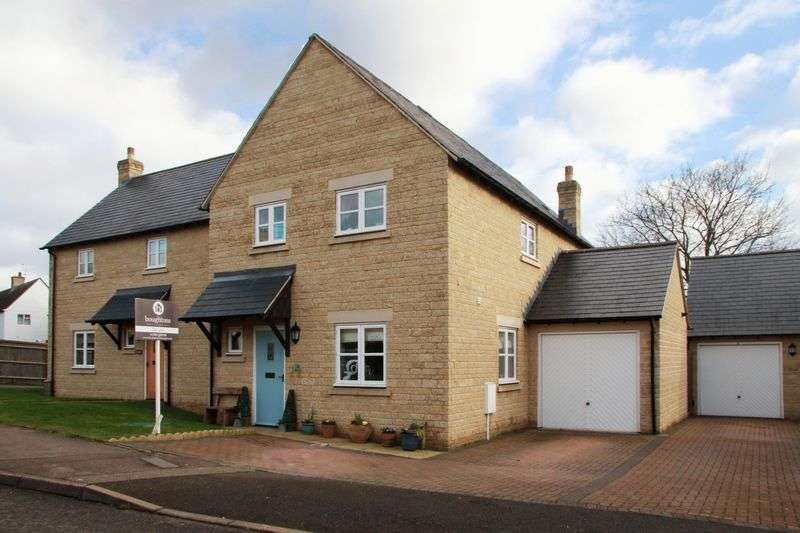 4 Bedrooms Semi Detached House for sale in Westhorp, Greatworth