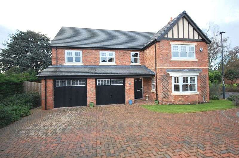 5 Bedrooms Detached House for sale in Oak Mount Court, Northallerton
