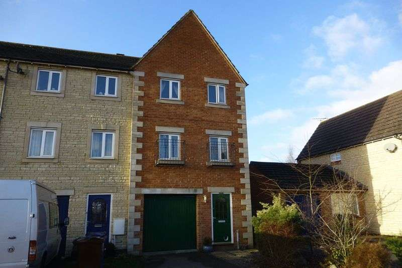3 Bedrooms House for sale in Campion Place, Bicester
