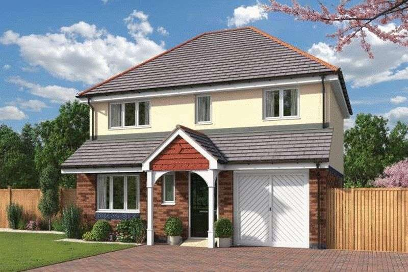 3 Bedrooms Detached House for sale in The Newborough - Help to Buy
