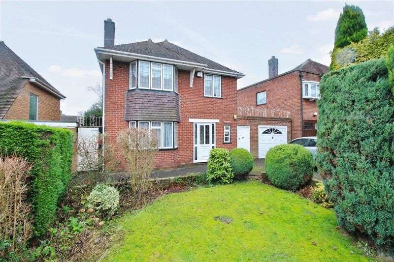 3 Bedrooms Detached House for sale in Mill Lane, Willenhall