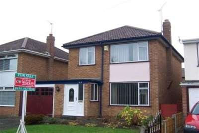 3 Bedrooms Detached House for rent in Colemere Drive Thingwall