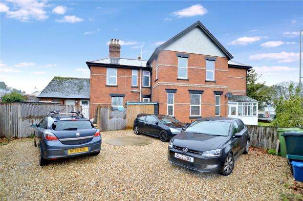 4 Bedrooms Semi Detached House for sale in Station Road, Newton Abbot, Devon