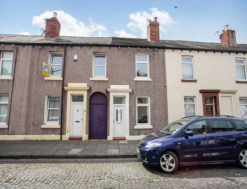 2 Bedrooms Property for sale in Graham Street, Carlisle, CA2