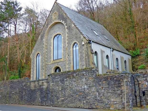 4 Bedrooms Detached House for sale in Maentwrog, Blaenau Ffestiniog, Gwynedd