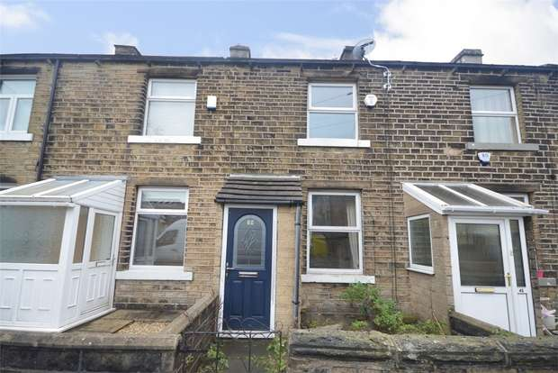 2 Bedrooms Terraced House for sale in Reed Street, Marsh, HUDDERSFIELD, West Yorkshire