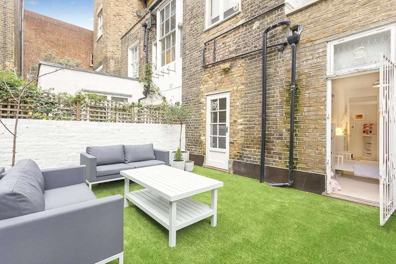 2 Bedrooms Flat for sale in St. Georges Drive, London, SW1V