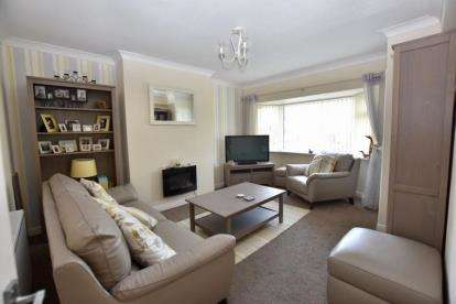 2 Bedrooms Semi Detached House for sale in Ouseburn Road, Livesey, Blackburn, Lancashire