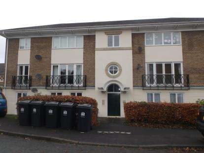 2 Bedrooms Flat for sale in Hawkesbury Mews, Darlington, County Durham