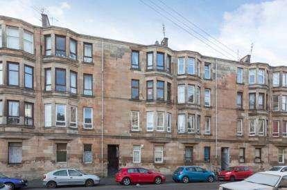 1 Bedroom Flat for sale in Prince Edward Street, Glasgow