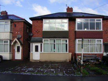 3 Bedrooms Semi Detached House for sale in Drews Lane, Birmingham, West Midlands