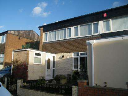 3 Bedrooms End Of Terrace House for sale in Bicknell Croft, Birmingham, West Midlands