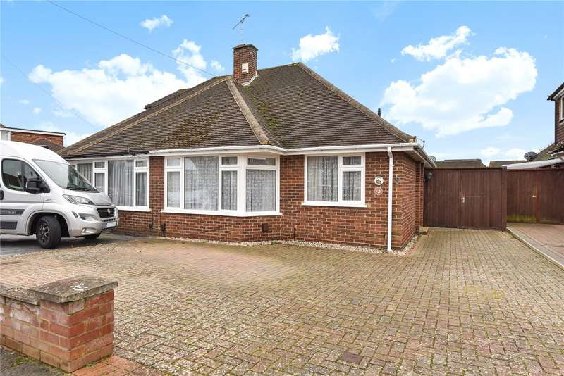 2 Bedrooms Bungalow for sale in Kenwood Close, Maidenhead, Berkshire, SL6