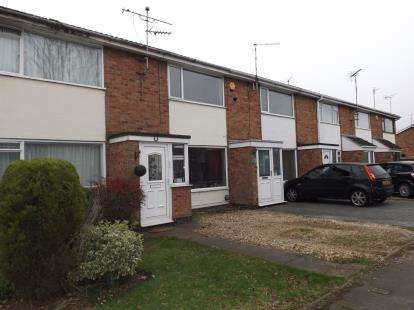 2 Bedrooms Terraced House for sale in Bridge Way, Whetstone, Leicester, Leicestershire