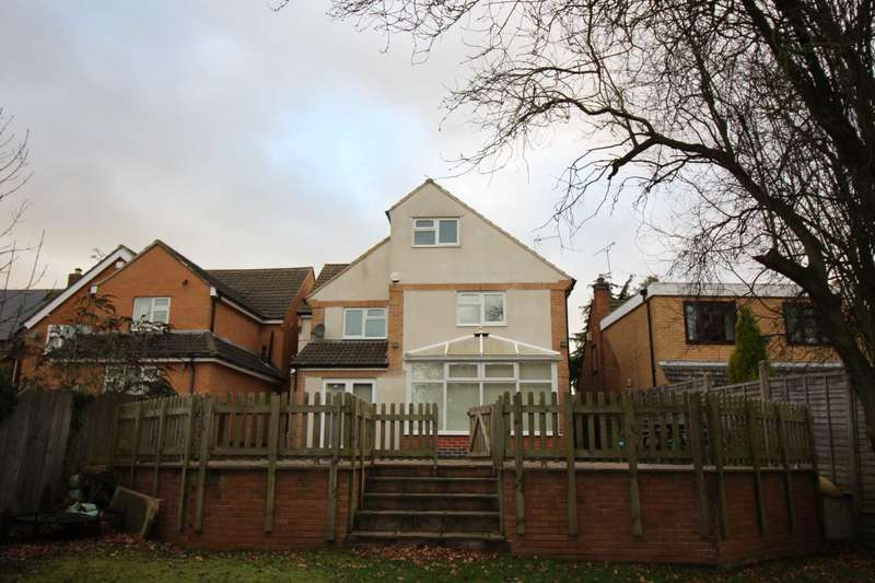 5 Bedrooms Detached House for sale in Ringers Spinney, Oadby
