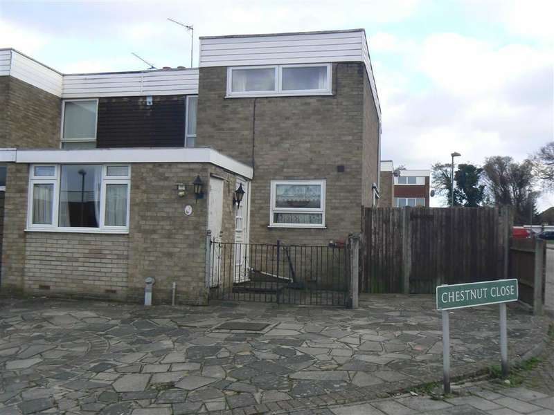 3 Bedrooms Property for sale in Chestnut Close, Green Street Green