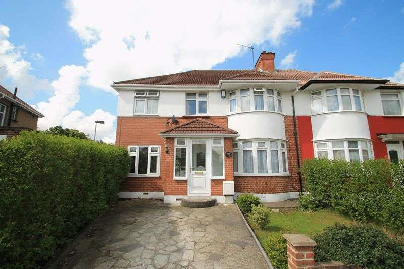 6 Bedrooms Semi Detached House for sale in Twyford Road, Harrow