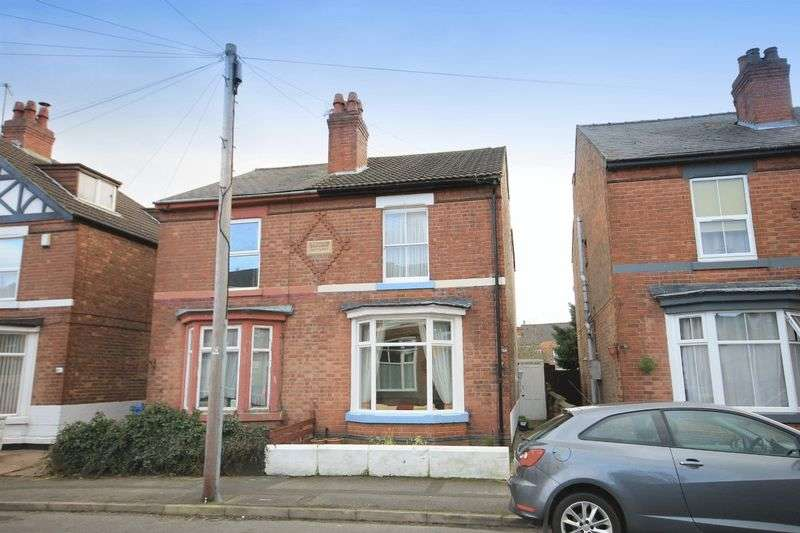 2 Bedrooms Semi Detached House for sale in FIFE STREET, ALVASTON