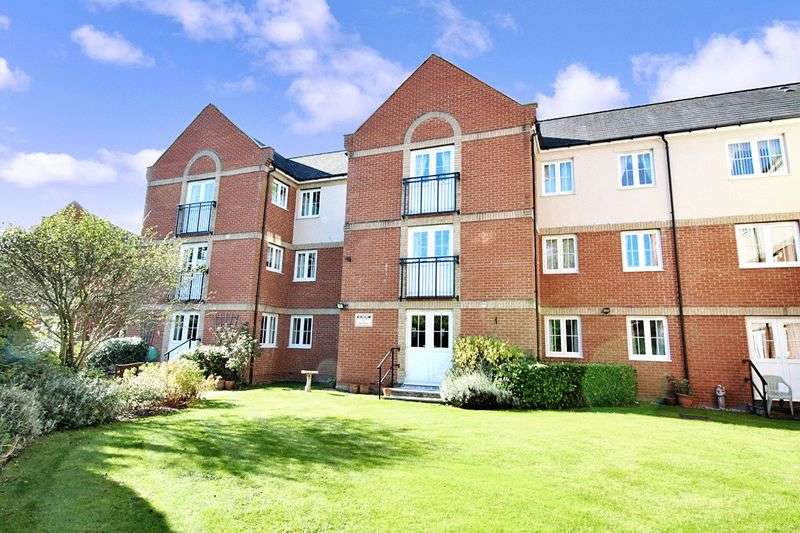 1 Bedroom Retirement Property for sale in Riverside Court, Halstead, CO9 1FD