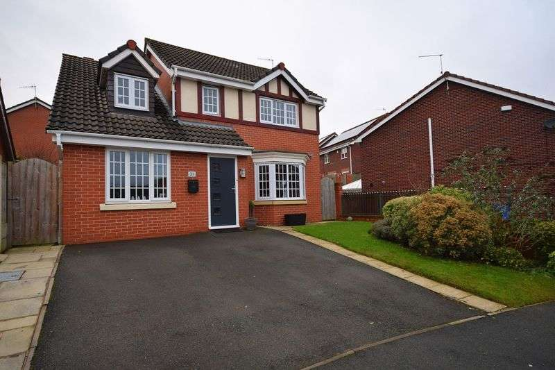 4 Bedrooms Detached House for sale in Sapphire Drive, Milton
