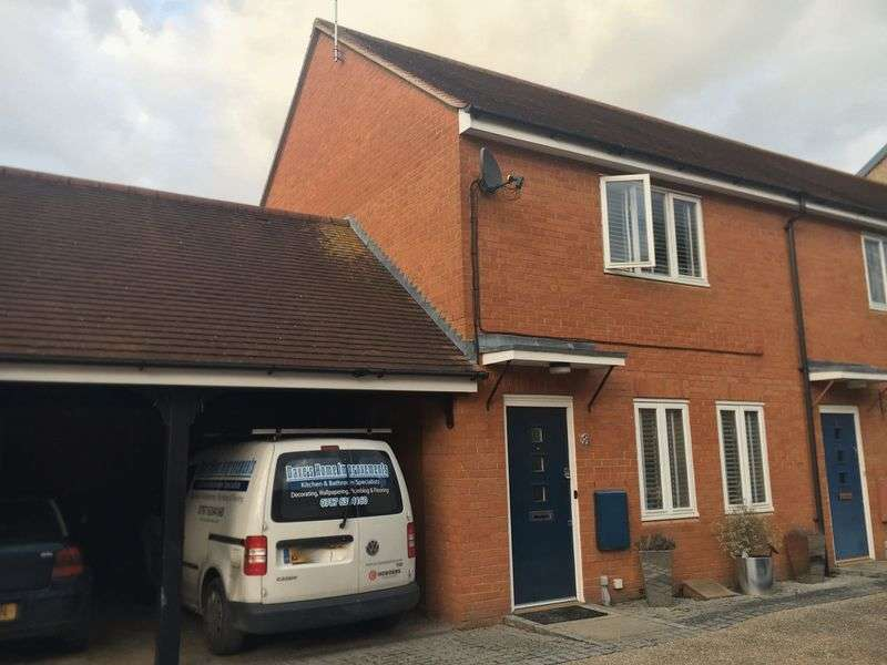 2 Bedrooms Terraced House for sale in Alba Road, Harlow