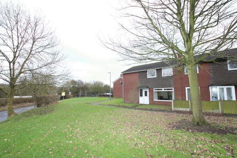 3 Bedrooms Semi Detached House for sale in Lally Place, Brindley Ford