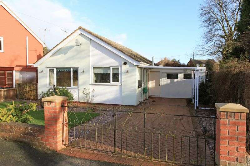 2 Bedrooms Detached Bungalow for sale in Arran Way, Muxton